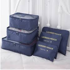 IUX Nylon Packing Cubes