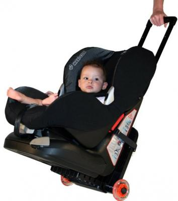 GO-GO BABYZ TRAVELMATE Car Seat Travel Stroller for Toddler Car Seats