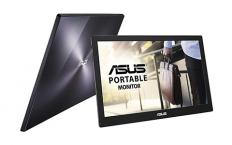 ASUS MB169B+ 15.6-Inch Full HD 1920x1080 IPS USB Portable Monitor Front