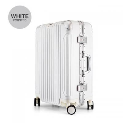 Hanke Aluminum Alloy Frame Luggage Trolley Case