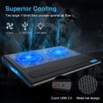 TeckNet Laptop and Notebook Cooling Pad