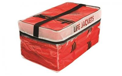Kent Type II Adult Life Jackets with Clear Storage Bag