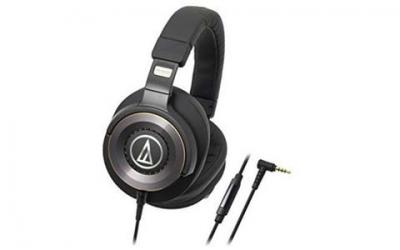 Audio Technica ATH-WS1100iS Solid Bass Headphones