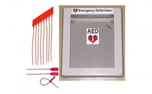 Defibrillator AED Cabinet Box with Window