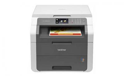 Brother Wireless Digital Color Printer with Convenience Copying and Scanning