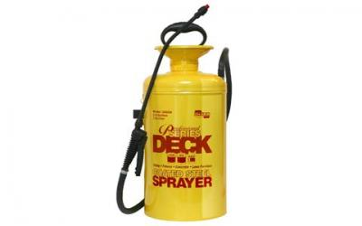 Chapin Sprayer For Deck