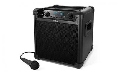 ION Audio Tailgater (iPA77) | Portable Bluetooth PA Speaker