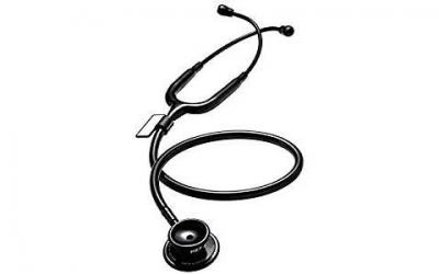 MDF Acoustica Deluxe Lightweight Dual Head Stethoscope