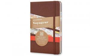 Moleskine Voyageur Hard Cover Notebook