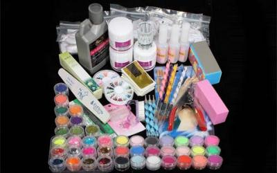 Professional Acrylic Nail Art Starter Kit By Xx Shop