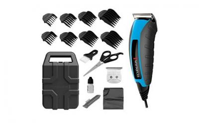 Remington Virtually Indestructible Clippers Kit