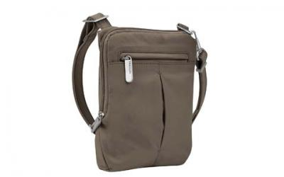 Travelon Anti-Theft Classic Light Mini Crossbody Bag