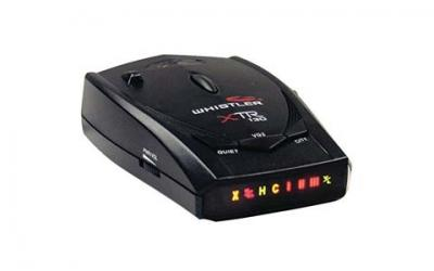 Whistler(r) Xtr-130 Xtr-130 Laser/radar Detector With Bright Icon Display