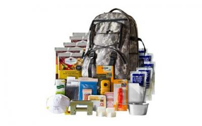 Wise Food 5-Day Survival Backpack