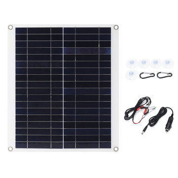 Flexible solar panel For 12V battery
