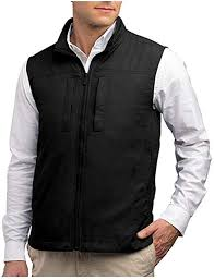 SCOTTeVEST Men's Featherweight Vest - 16 Pockets
